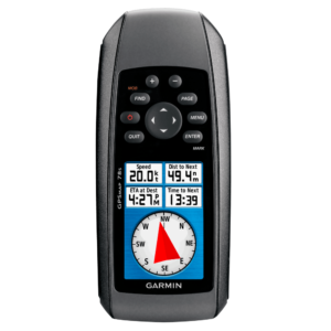 GPS Navegador Garmin Map 78sc