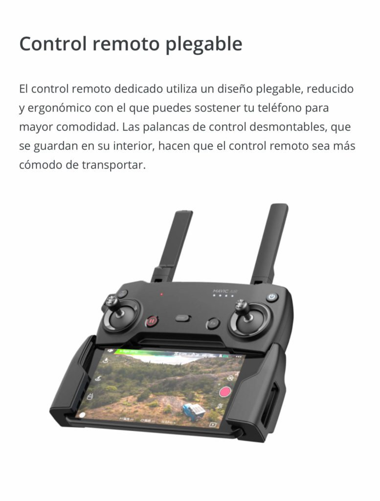 Drone DJI Mavic Air 22
