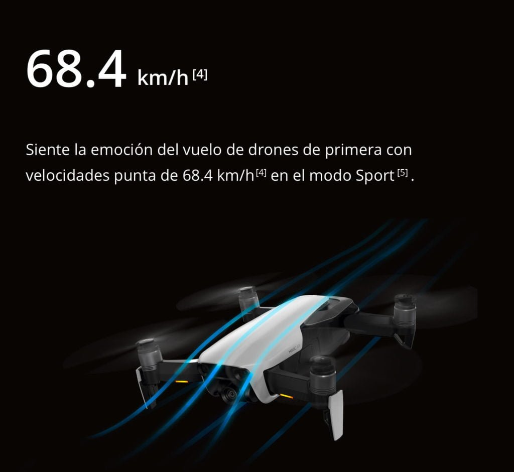 Drone DJI Mavic Air 9