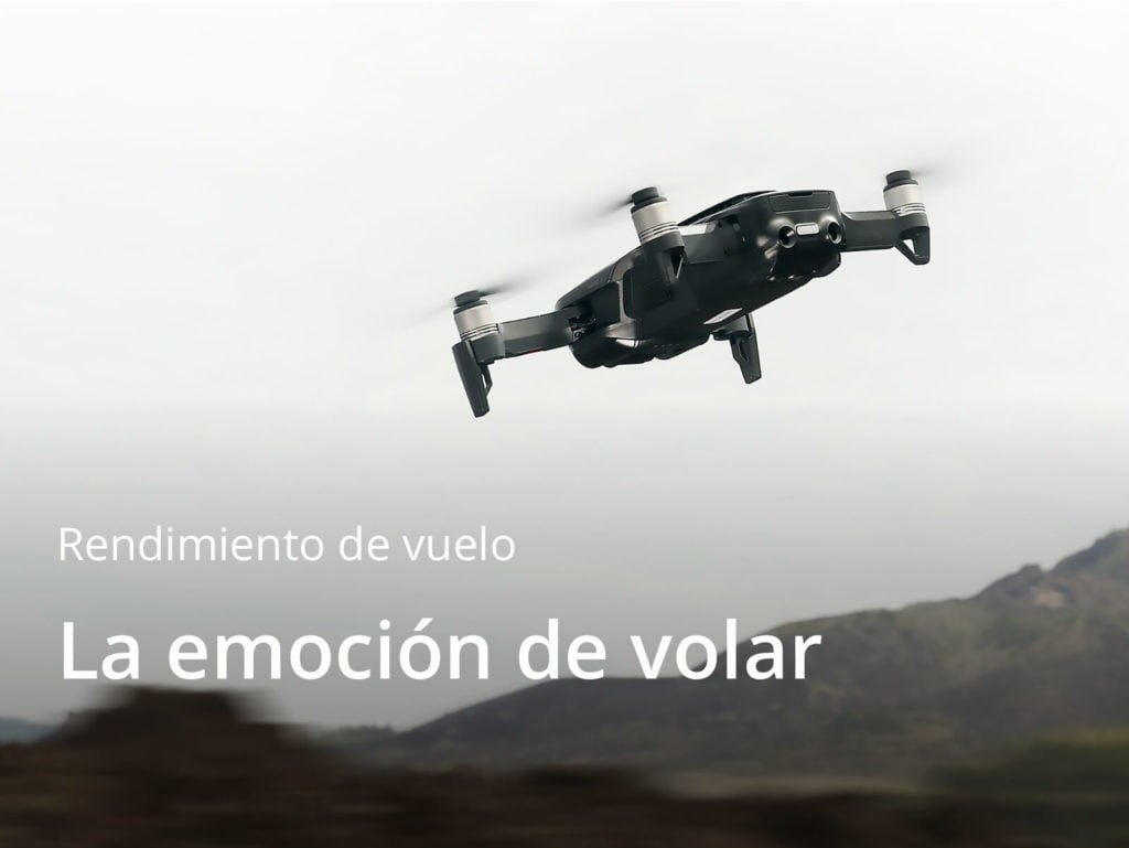 Drone DJI Mavic Air 7