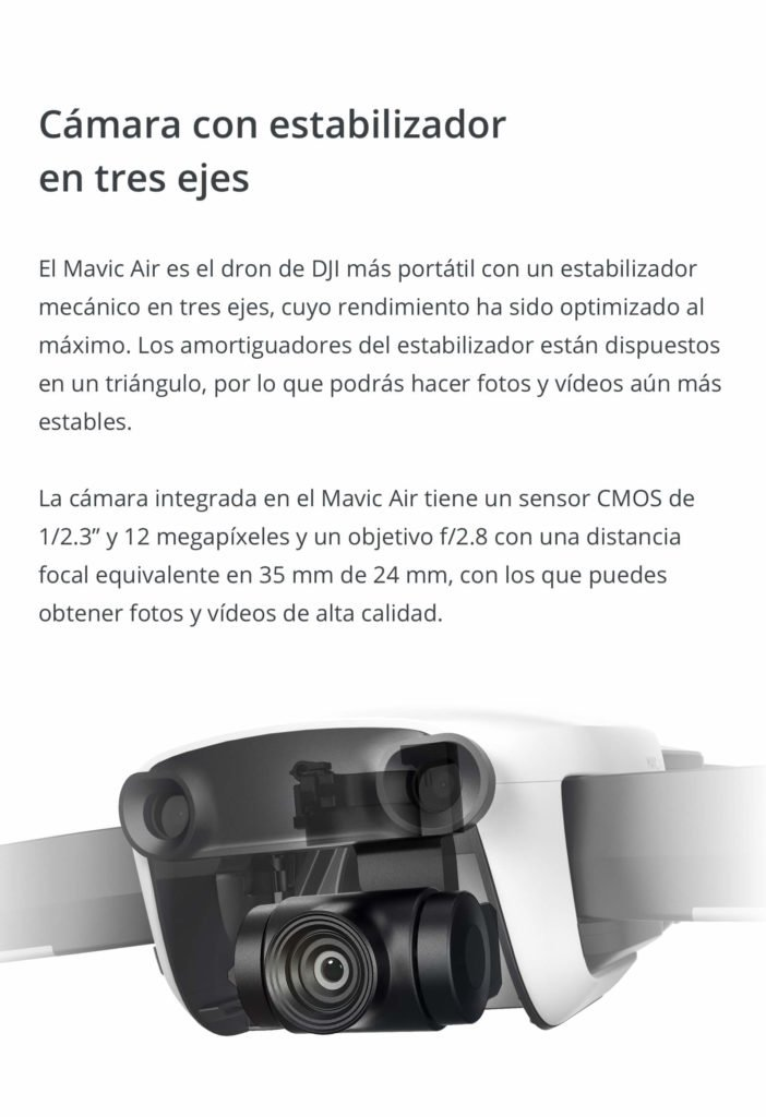 Drone DJI Mavic Air 17