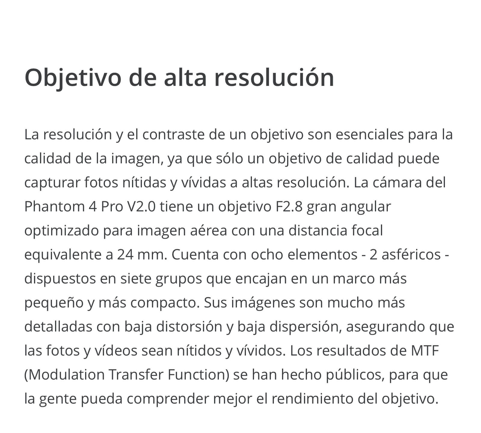 Drone DJI Phantom 4 Pro V2.0 (Normal y Plus) 23