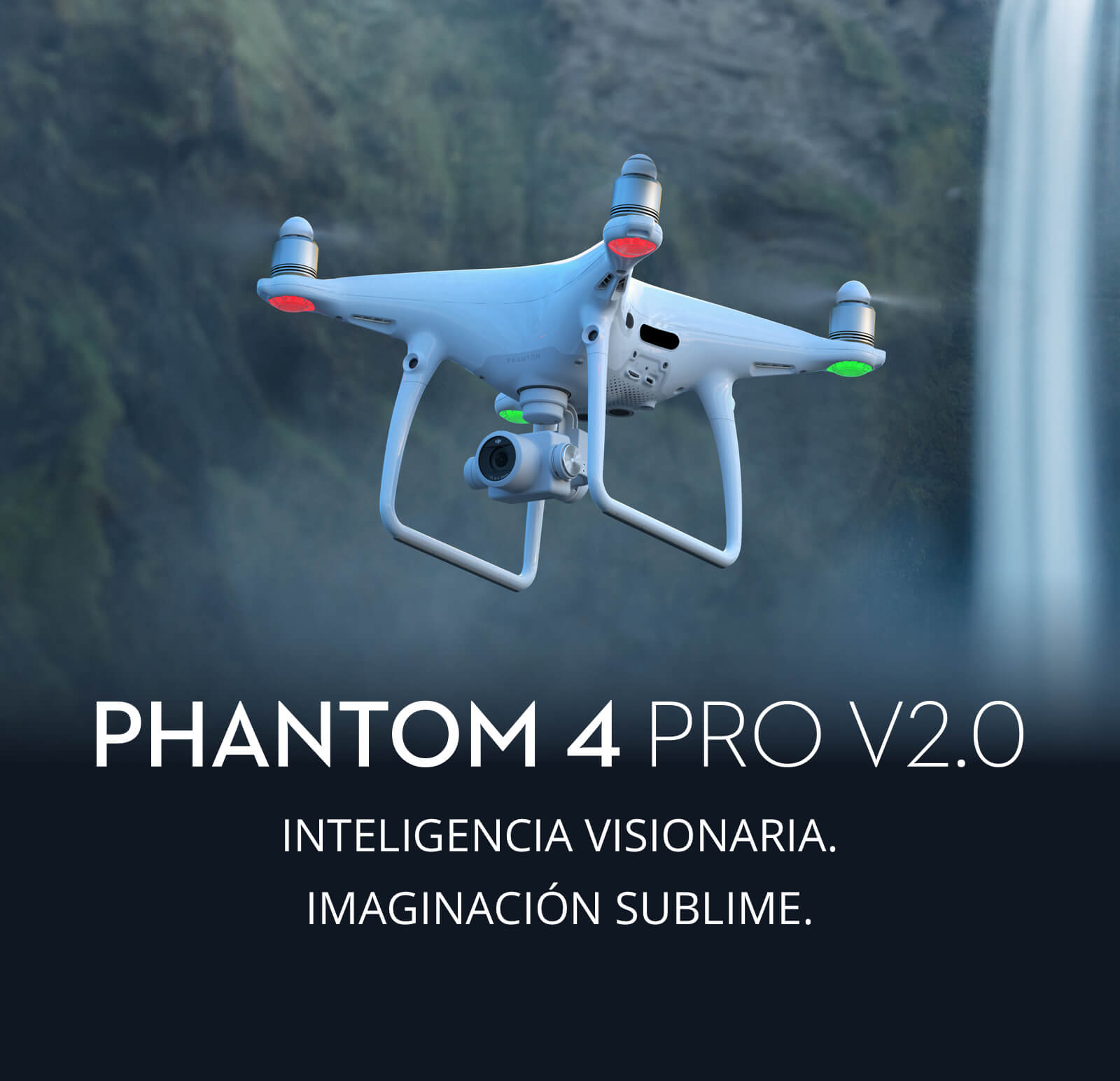Drone DJI Phantom 4 Pro V2.0 (Normal y Plus) 5